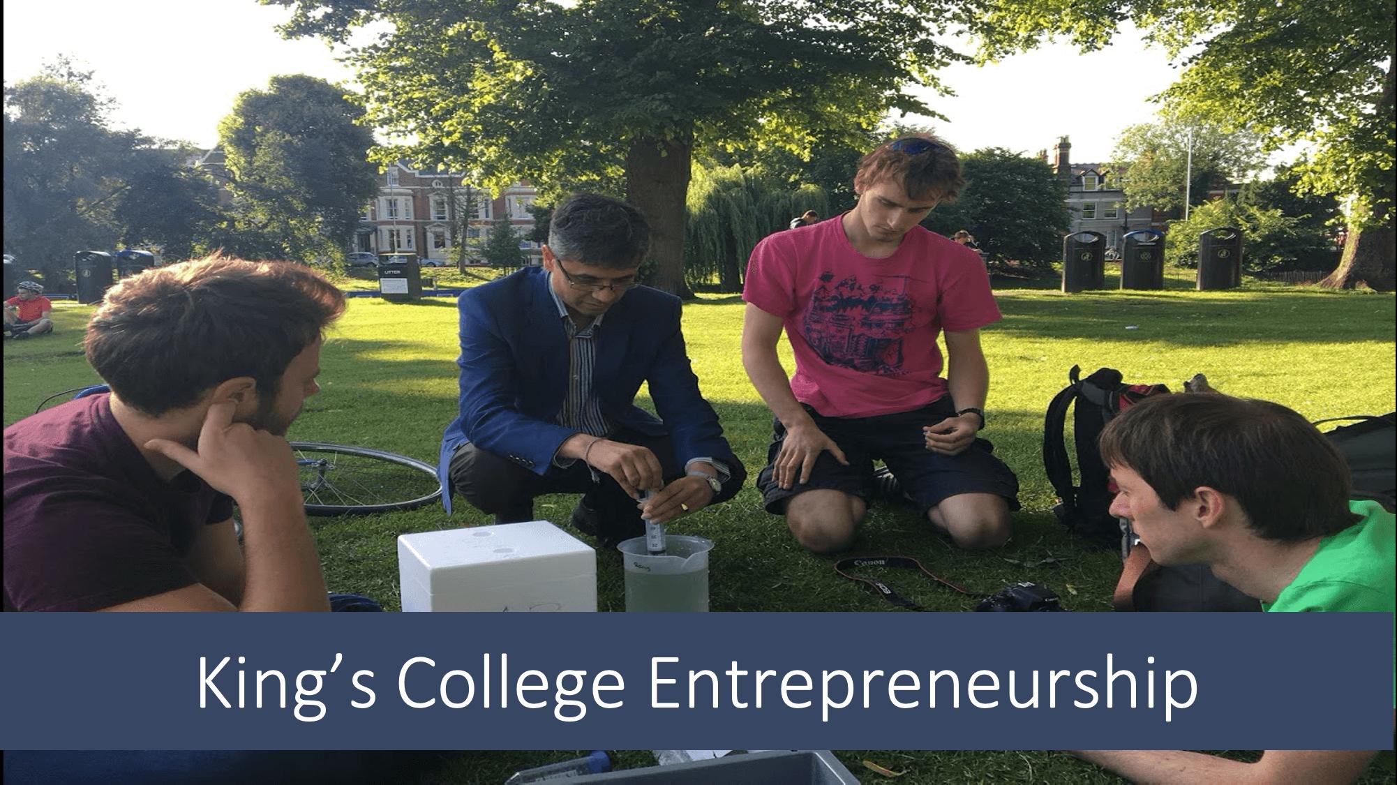 Kings College Entrepreneurship